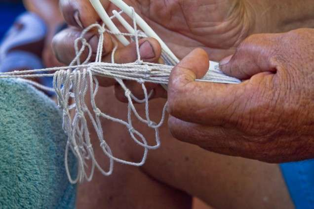 Net Weaving